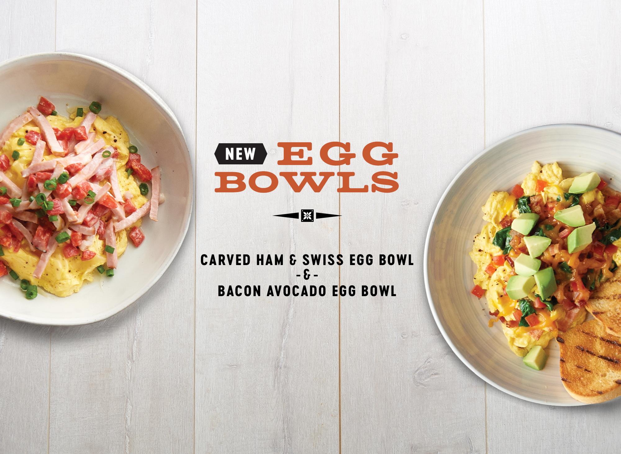 New Egg Bowls