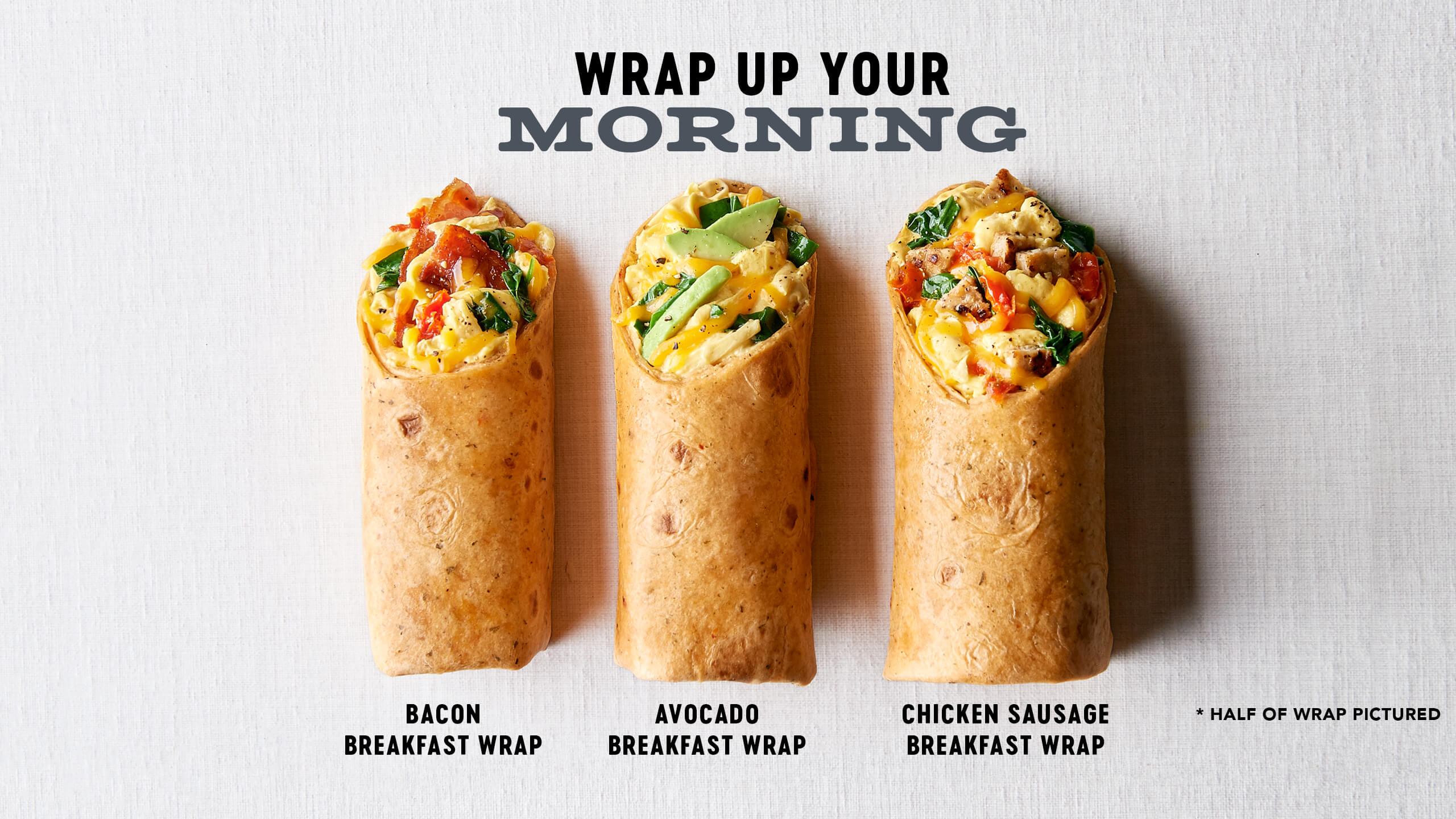 Wrap Up Your Morning