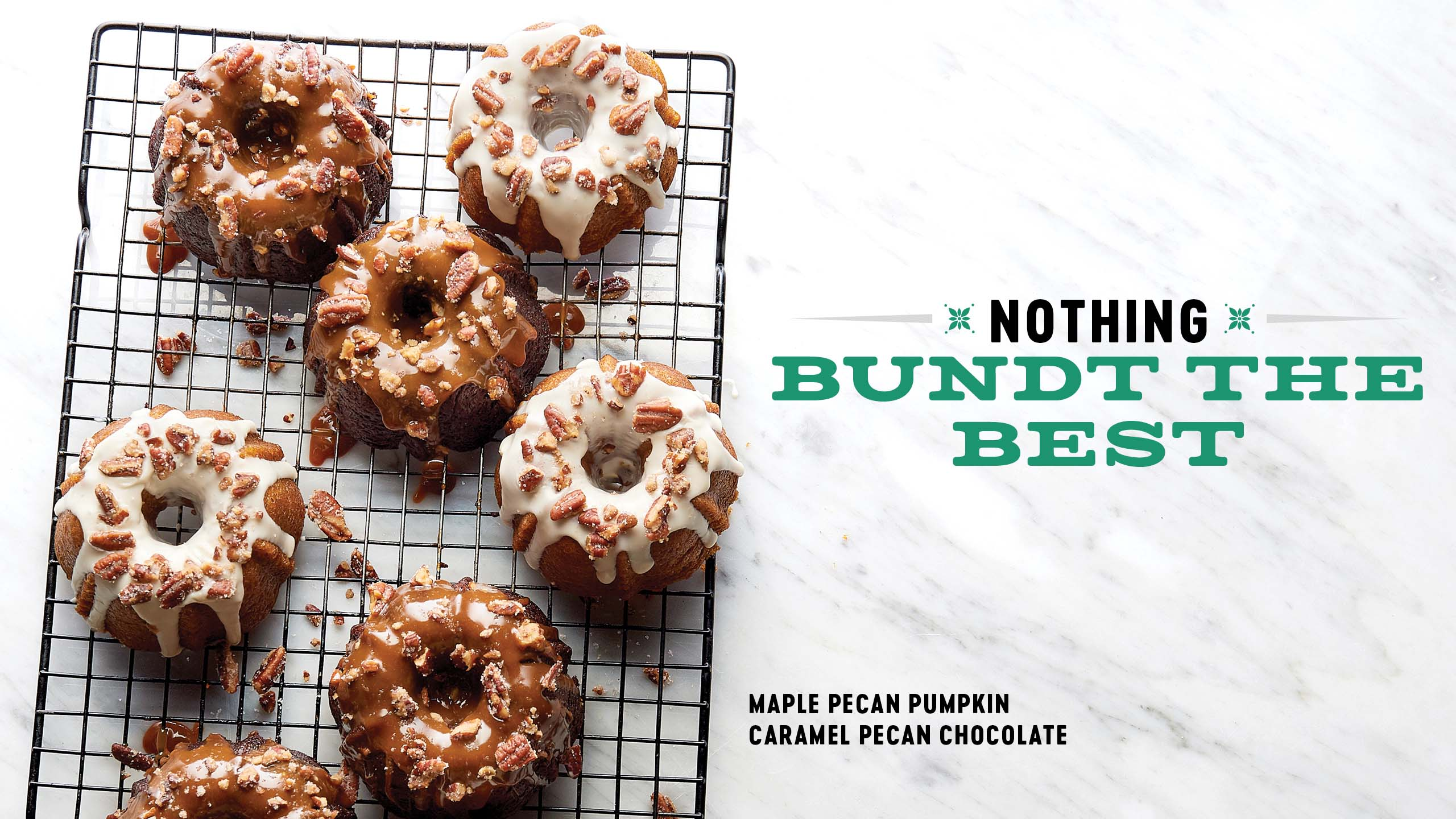 Nothing Bundt the Best