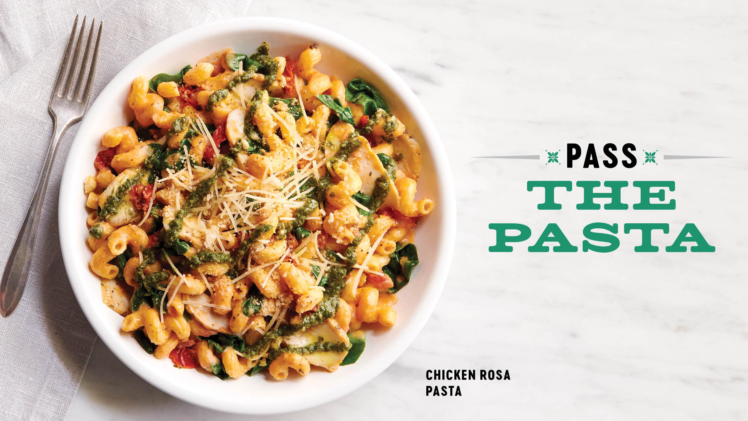 Pass the Pasta