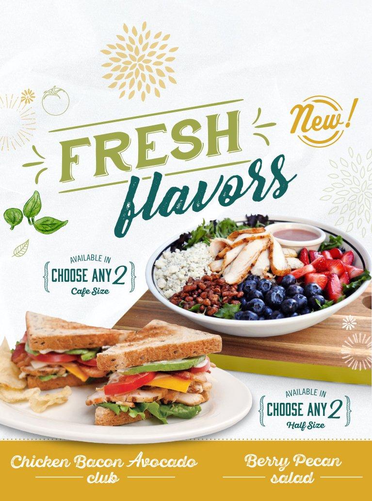 fresh flavors image