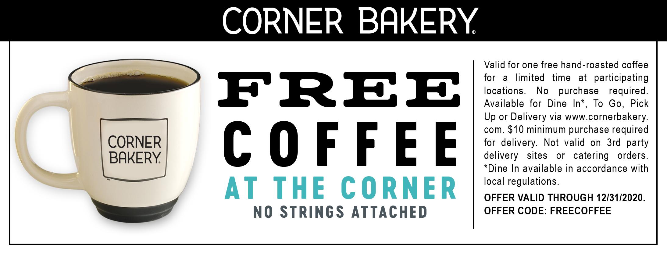 free coffee online